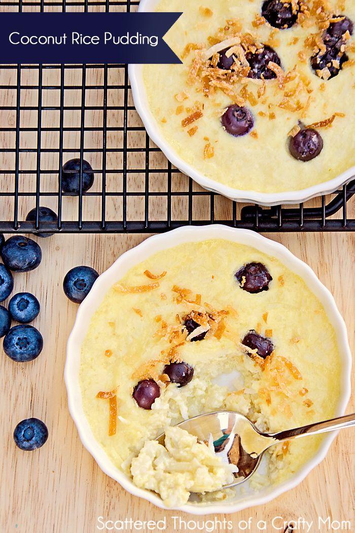 Short grain rice recipes pudding fruit
