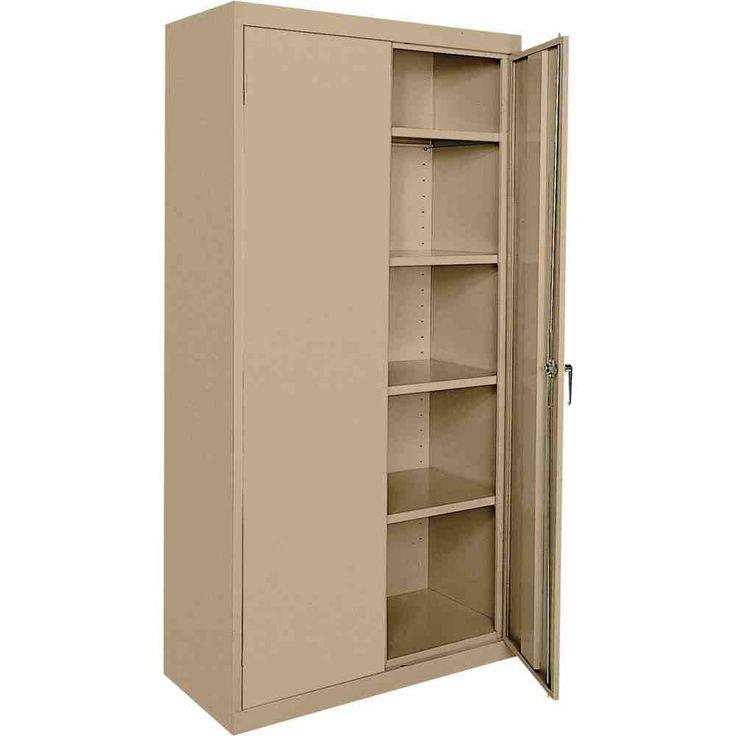 32 best Metal Storage Cabinets images on Pinterest | Metal storage ...