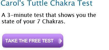 3 Minute Chakra Healing Test