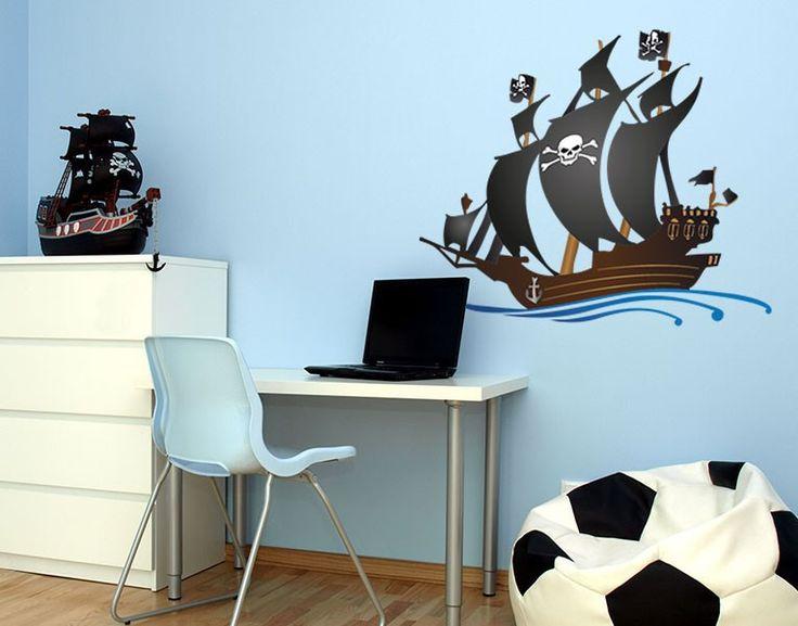 Für Piraten! Kinder zimmer, Kinderzimmer und Piraten schiff