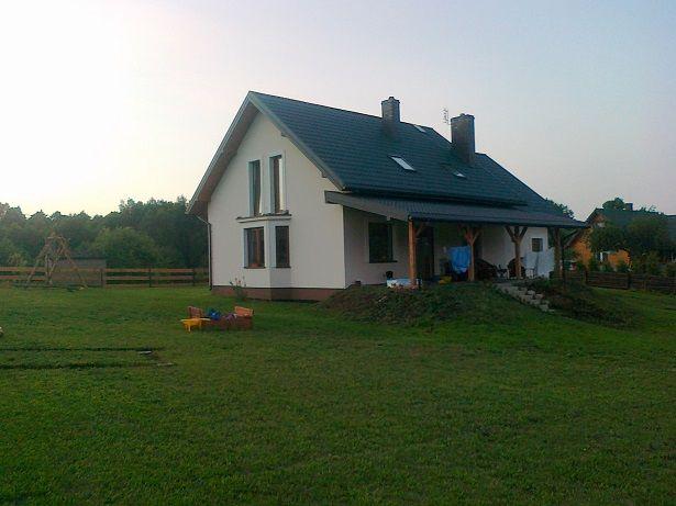 Realizacja projektu Bursztyn #dom #projekt #budowa