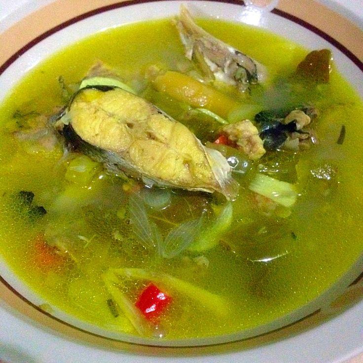 Ikan Patin Kuah Asam
