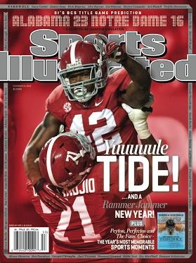 Alabama Football - Google+  Well deserved, #42!