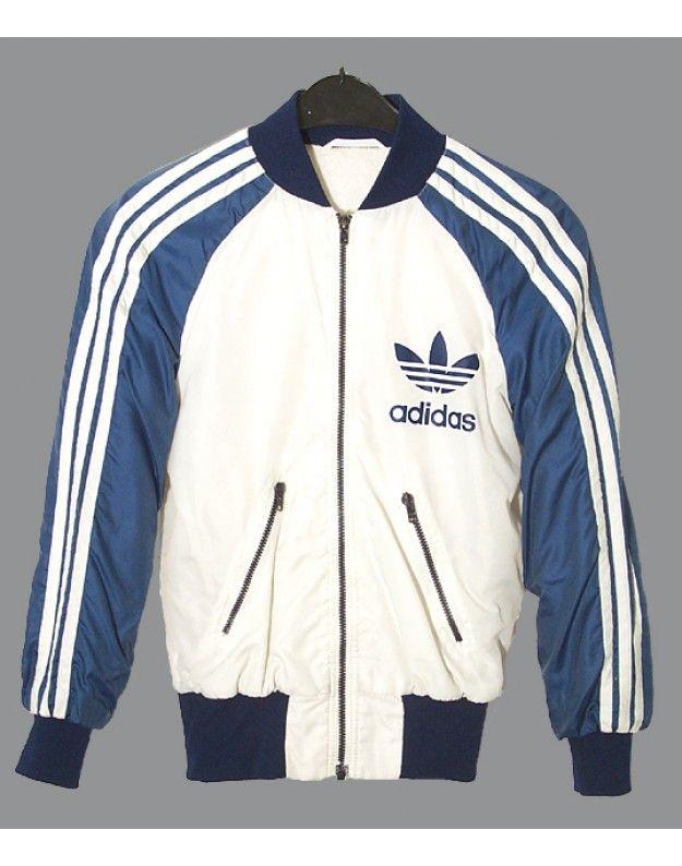 80er Adidas Trainingsjacke UT361