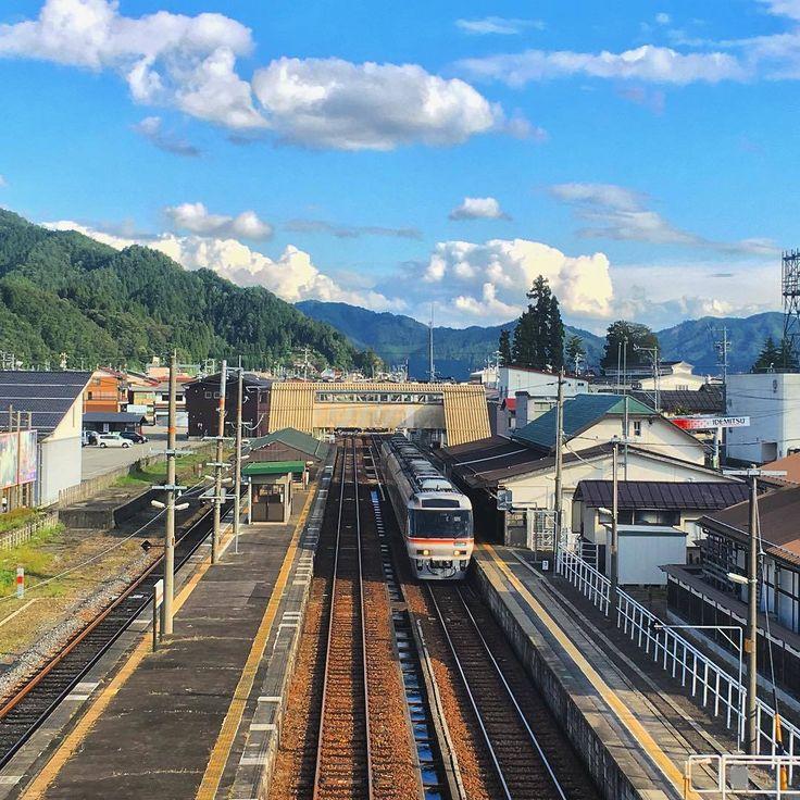 """君の名はの舞台映画の光景に想いを馳せながら""""岐阜県飛騨市""""を歩きたい"""