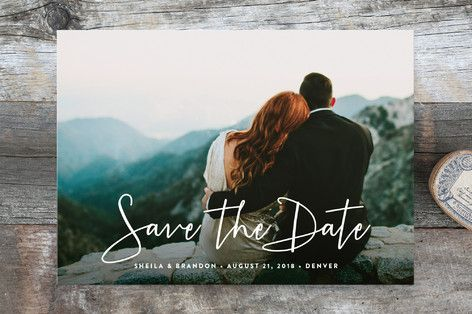 Holiday Photo Cards, Wedding Invitations, Save The Date Cards & Birth Announcements | Minted