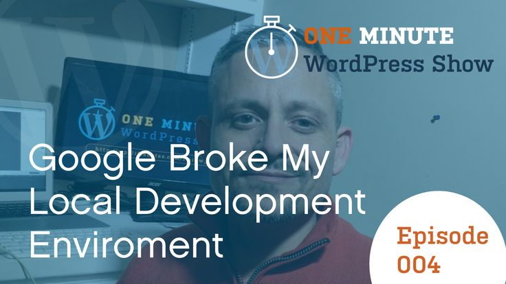 One Minute WordPress Show - Episode 004 - Why .dev Domain Redirects HTTPS https://youtube.com/watch?v=dsxdY2F194o #wordpress #https #wp #WPCliffsNotes #wordpresstutorial #1MinWPShow #domainsredirects #google