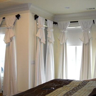 unique draperies design ideas pictures remodel and decor - Drapery Design Ideas