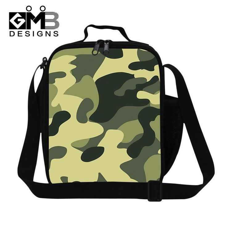 Teen lunch bags Patten,children's insulated lunch container for school boys cool meal bag for school,work lunch cooler bag girls