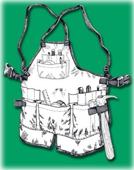 Awesome THE CANVAS APRON Canvas Aprons