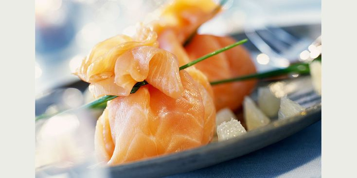 Smoked Salmon Smoked Salmon