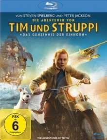 Tim und Struppi: Das Geheimnis der Einhorn (Blu-ray), Blu-ray Disc