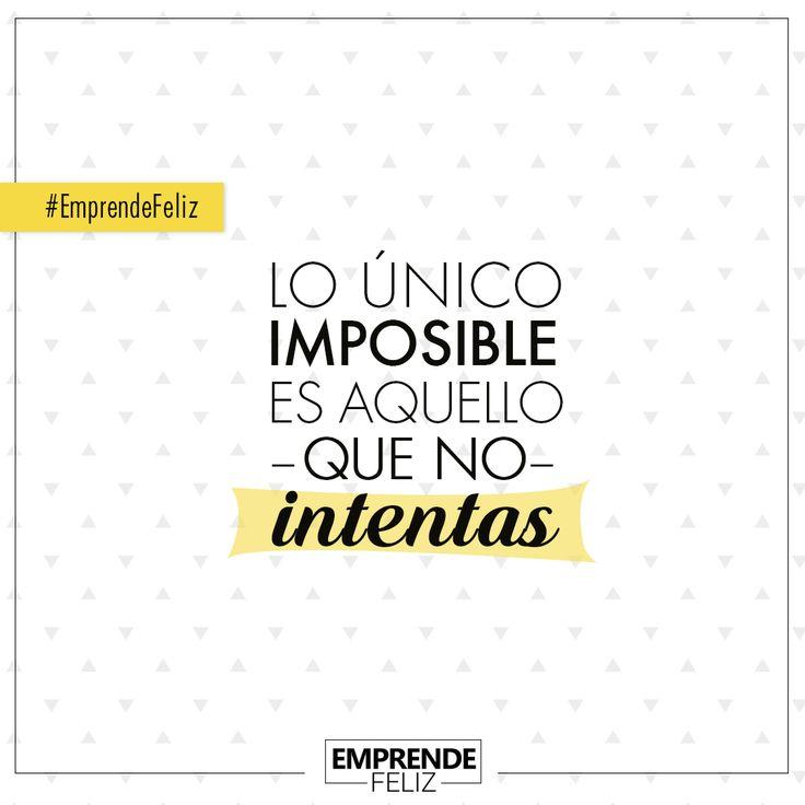 Llegamos para ayudarte a Emprender! no dejes para mañana lo que puedes hacer hoy!! ;) ▃▃▃▃▃▃▃▃▃▃ #Emprendedores #HistoriaEmprendedora #stevejobs #apple #Motivate #EmprendeFeliz #Baires #Bogota #Caracas #Emprendedoras