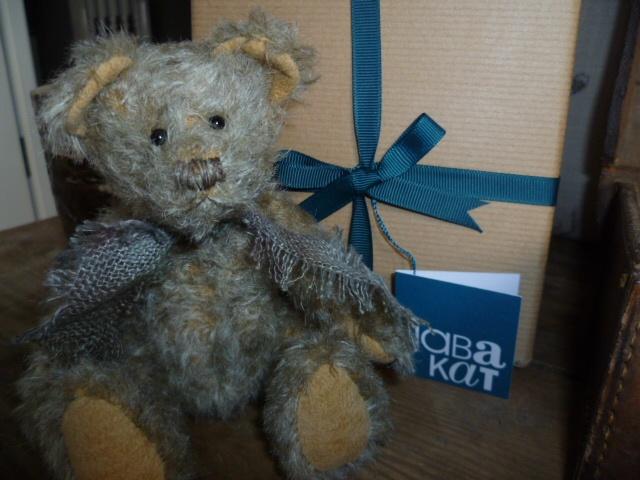 'Arold' a 'Scruffy' bear from JABAKAT.