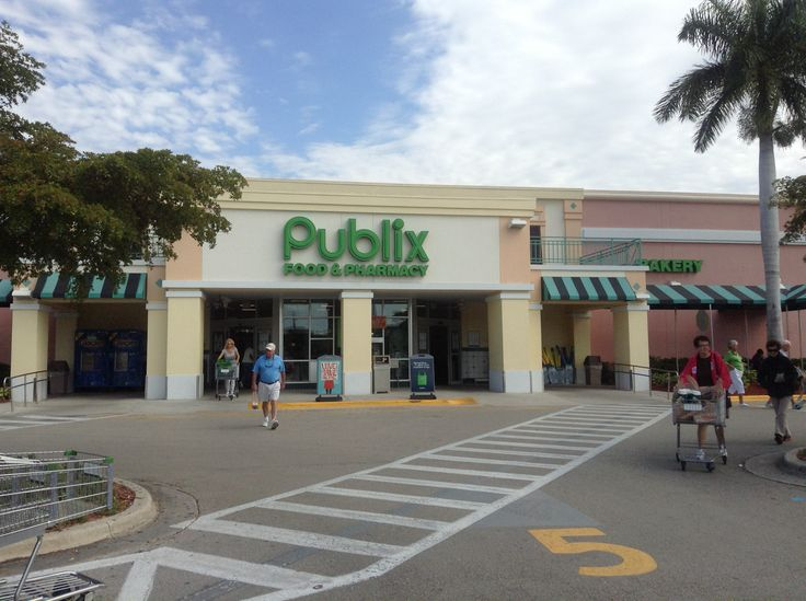 Publix Grocery Store, Fort Myers, Florida