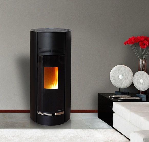 40 best deco po le images on pinterest wood fireplaces and homes. Black Bedroom Furniture Sets. Home Design Ideas
