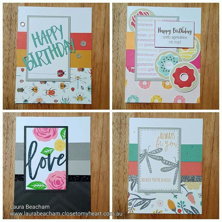 Card Making Ideas Close To My Heart Part - 17: Diy Cards, Handmade Cards, Heart Cards, Card Kit, Making Cards, Paper  Pumpkin, Birthday Cards, Cardmaking, Card Ideas