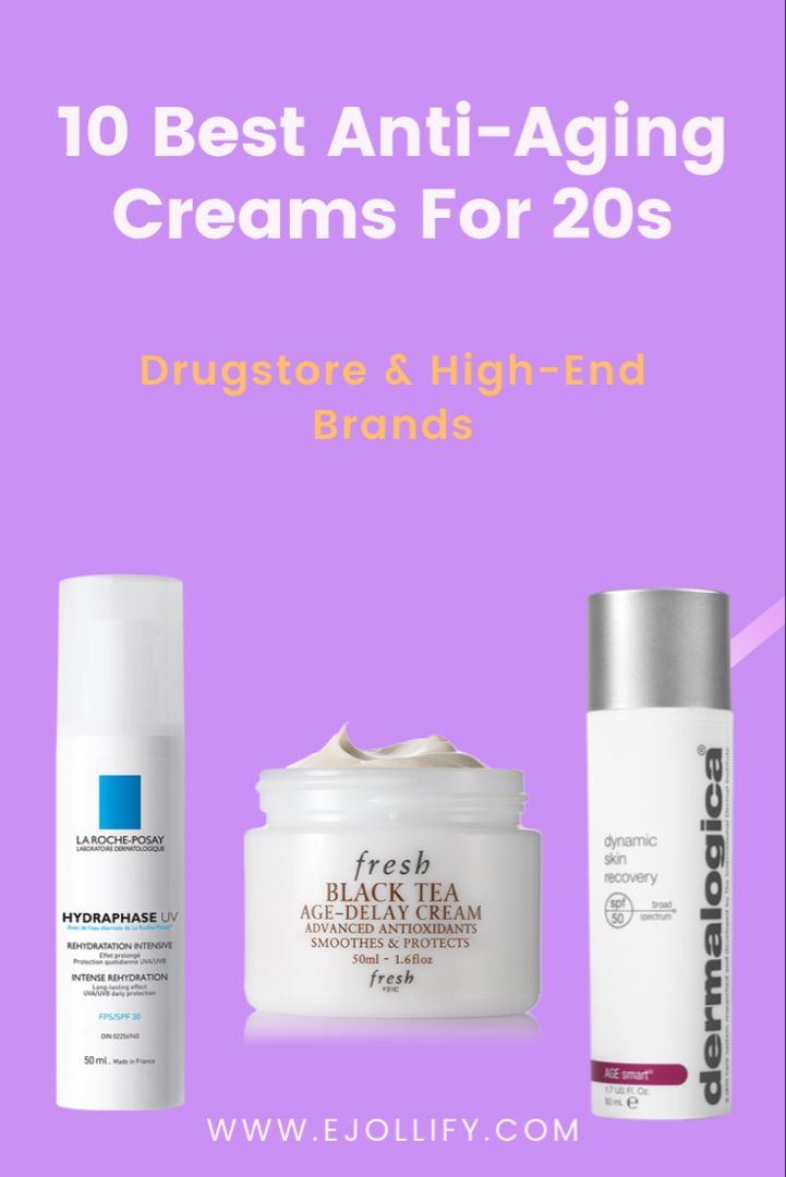 Anti Aging For 20s Best Anti Aging Creams For Oily Dry Sensitive Skin 2020 Best Anti Aging Creams Best Anti Aging Anti Aging Cream