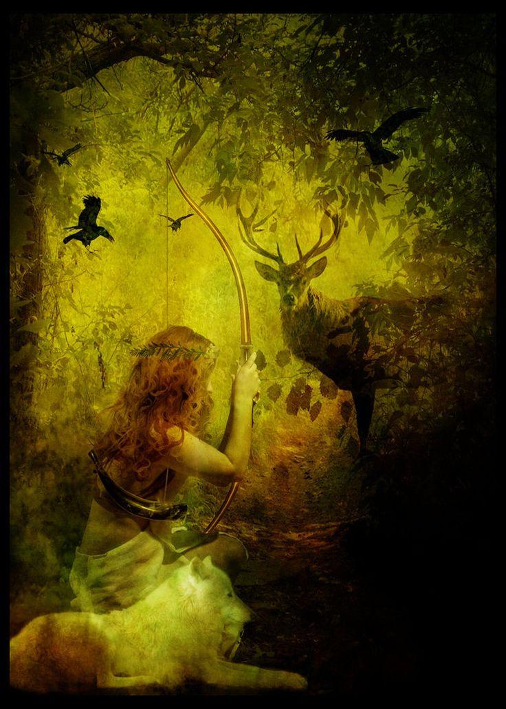 ✯ Artemis :: Artist Karen Koski ✯