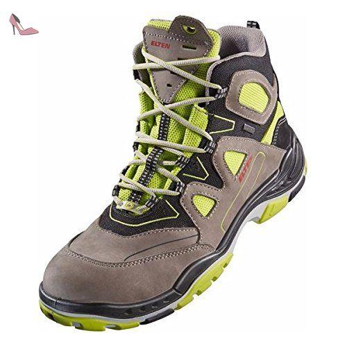 ELTEN , Chaussures de sécurité pour homme noir Schwarz - noir - Schwarz, 43 EU / 8.5 UK