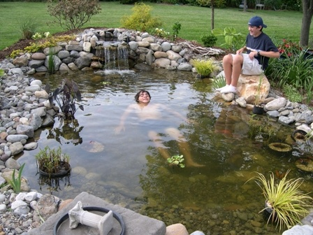 Garden Ponds and Landscaping - Parade of Ponds Picture Gallery