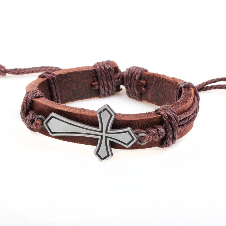 Christian Leather Bracelets for Men - Bing images