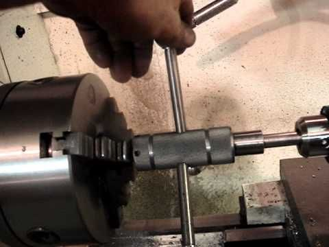 How to make a metal lathe tap and die Jig - All