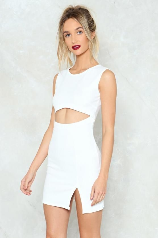 Take Center Stage Bodycon Dress