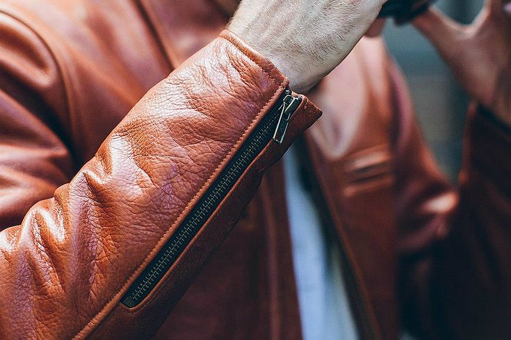 Classic leather jackets for any budget.