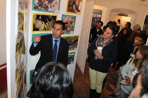 TERCER SIMPOSIO-TALLER ESTUDIANTIL DE AREAS NATURALES PROTEGIDAS Y BIODIVERSIDAD