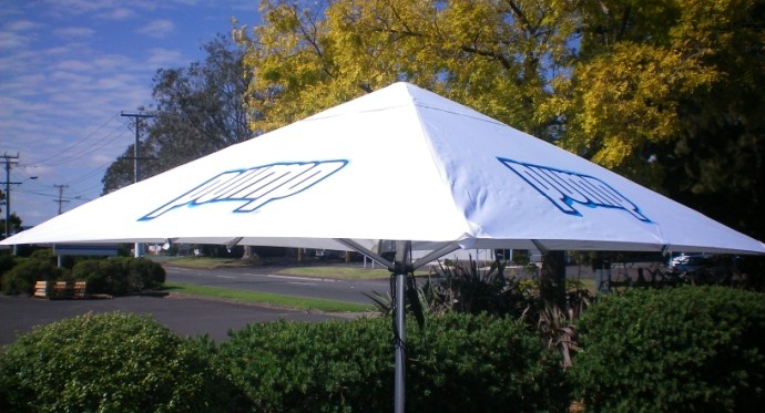 Bistro Outdoor Market Umbrella - Promotional