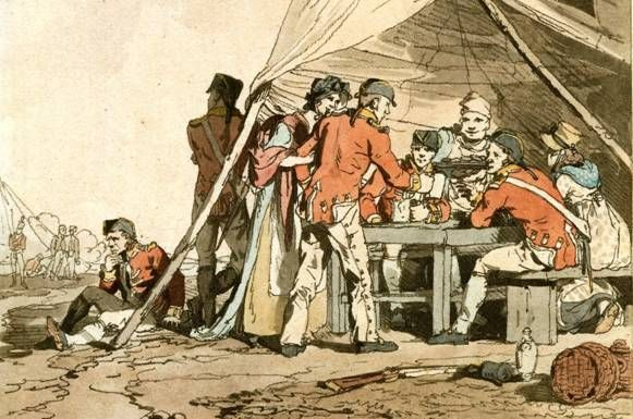 Army Diet and Messing Arrangements in Canada during the War of 1812 by Robert Henderson