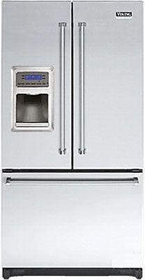 big VCFF136DSS Viking Refrigerators for the Gourmet Kitchen