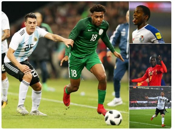 http://parasino.com/  #PArasino #WorldCup qualified teams in friendly action:  🇰🇷 1-1 🇷🇸  🇨🇳 0-4 🇨🇴  🇶🇦 1-1 🇮🇸  🇦🇷 2-4 🇳🇬  🇷🇺 3-3 🇪🇸  🇭🇺 1-0 🇨🇷  🇧🇪 1-0 🇯🇵  🇩🇪 2-2 🇫🇷  🇦🇹 2-1 🇺🇾  🏴 1-1 🇵🇦  🏴 0-0 🇧🇷  🇵🇹1-1 🇺🇸