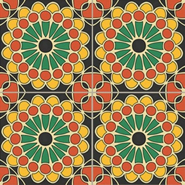 native ferris wheel tile