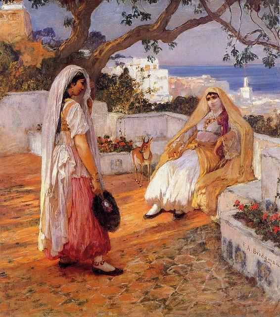 Two Women of Algiers