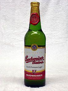Budweiser Budvar – Wikipedia