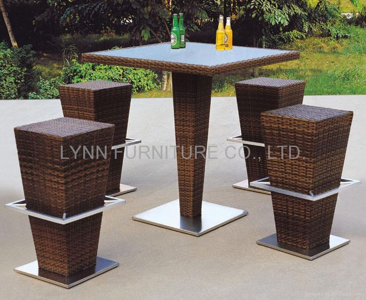 Bar Furniture Sets: Amazing Outdoor Patio Furniture Bar Sets Part 77