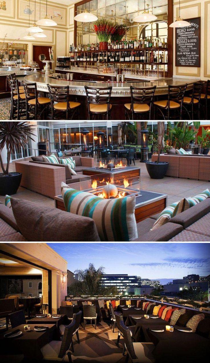 Bouchon Coffee Shop Beverly Hills