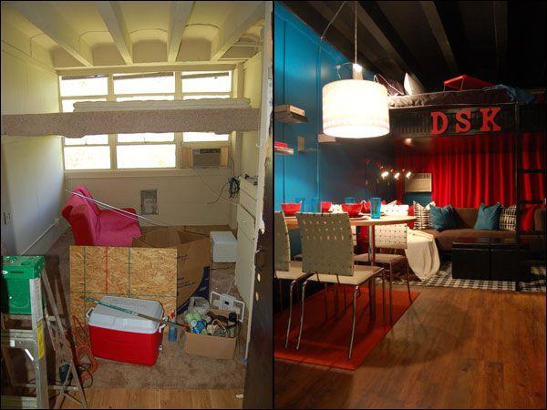 124 best dorm room ideas for guys images on pinterest. Black Bedroom Furniture Sets. Home Design Ideas