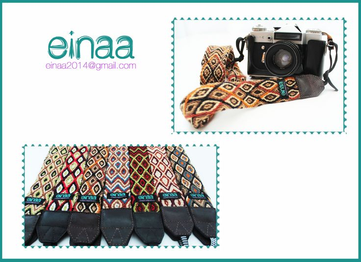 straps for cameras correas para cámaras cintas para cámaras accesorios de fotografía tejidos wayuu sangle de cou