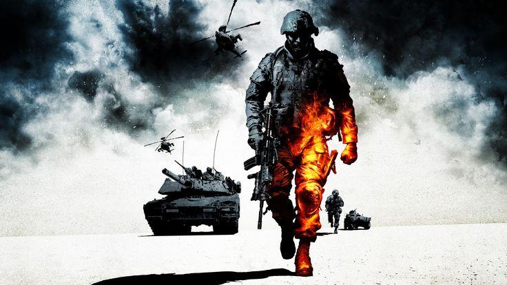 General 1920x1080 Battlefield Battlefield Bad Company 2 video games