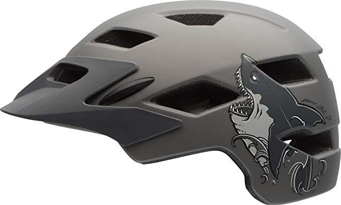 Black Bell Sidetrack Junior Cycling Helmet