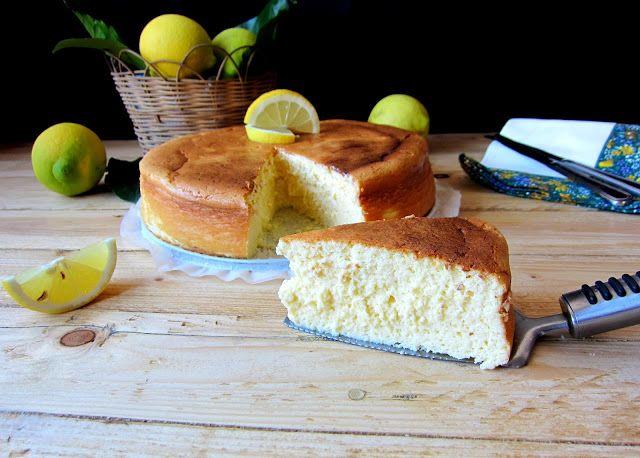 Bizcocho de limón y leche condensada; ligero y esponjoso con suave sabor a limón – En el Punto