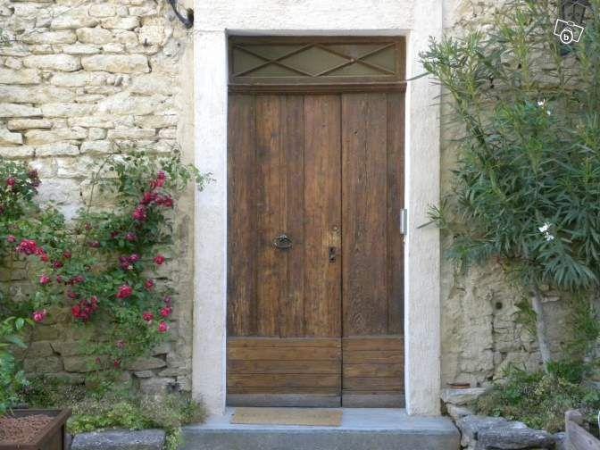 Porte d'entree vieux mas Bricolage Vaucluse - leboncoin.fr