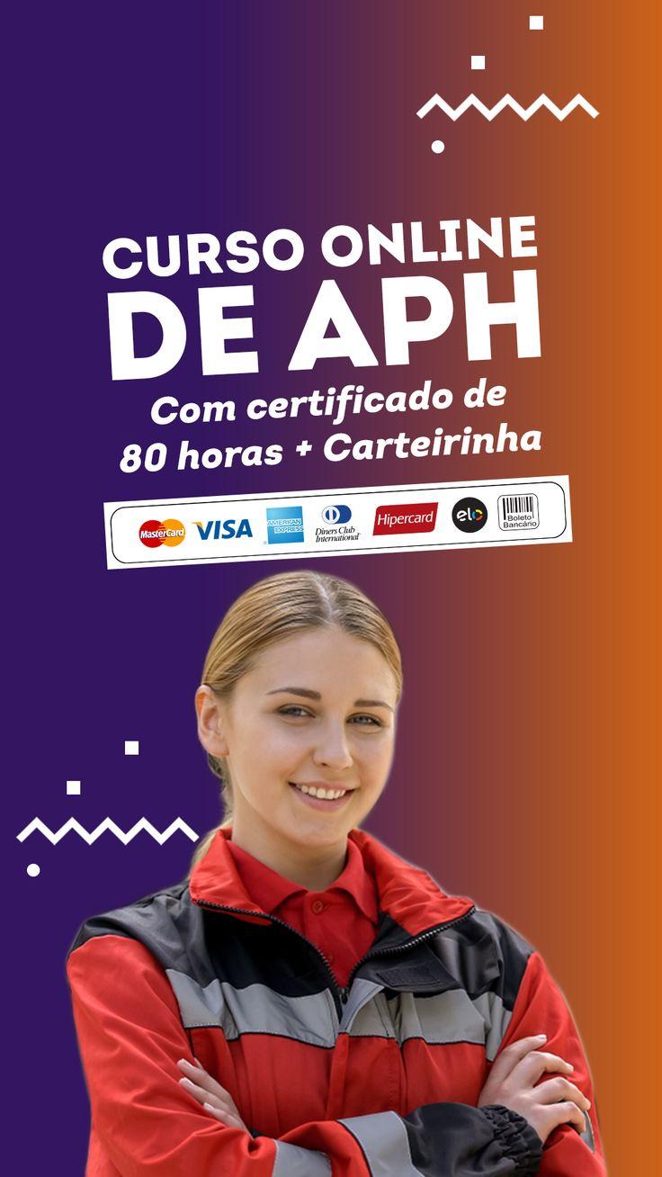 curso de aph com certificado grátis