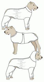 juegos de vestir con patrones de mascotas perros