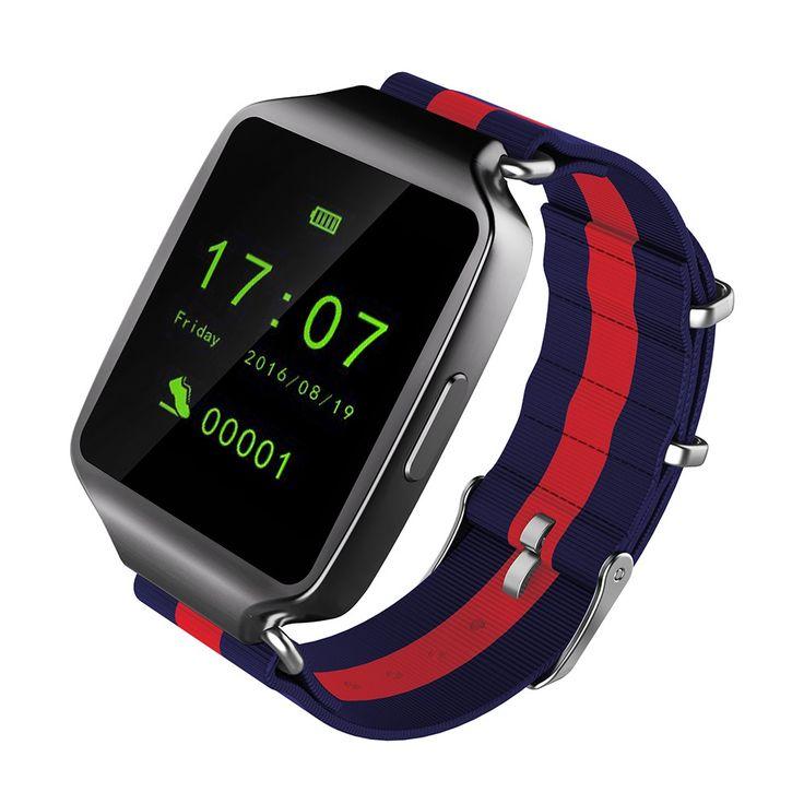 L1 Smart Uhr Für IOS Android Design MTK2502 Bluetooth Smartwatch Mit Wettervorhersage Unterstützung SIM TF Karte Für Telefon //Price: $US $27.19 & FREE Shipping //     #meinesmartuhrende