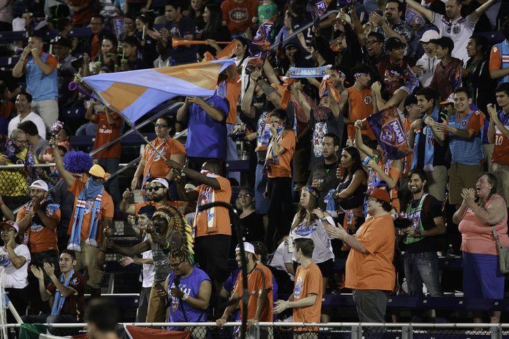 The Miami FC Falls Short in Home Opener #VamosMiami #WeLoveYa   #Read: http://nasl.io/Z1gt9F0Xw