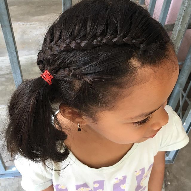 [New] The 10 Best Braid Ideas Today (with Pictures) –  Hairstyle for kids . #hai…